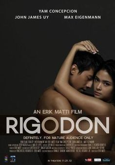 Mere weeks after his Tiktik: The Aswang Chronicles hit screens in the Philippines director Erik Matti is following it with something very, very different. While Aswang was an effects driven spectacle for mass audiences Matti's upcoming Rigodon looks to play more as a super realistic, mature audiences only sexual thriller, one that tracks the consequences of a married man's affair to its tragic conclusion.  #tagalogboldmovie