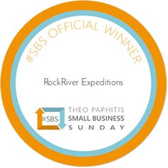 RockRiver Expeditions wins Theo Paphitis #SBS award.  Coverage in The Pocklington Post.