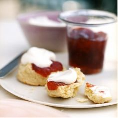 Mothers Day High Tea Recipes - Classic Scones