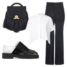 """""""Untitled #164"""" by gildaronca on Polyvore featuring Marni, Givenchy, The Volon and Alice + Olivia"""