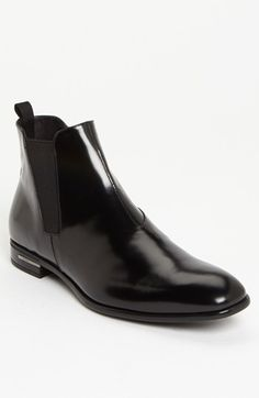 Prada Chelsea Boot available at #Nordstrom