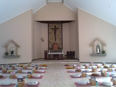 Carmellite monastery - Tumpang, Malang, Indonesia