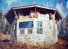 3rd generation hand-made family cabin on the Upper Peninsula of Michigan.