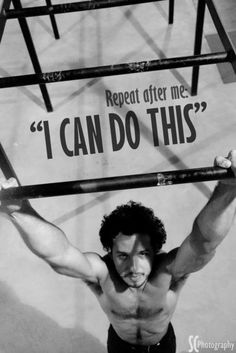 If I can do it...but I have to do because it cannot be done for me.