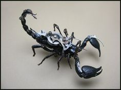 Spicytec: Steampunk Insects