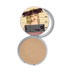 theBalm® cosmetics Mary-Lou Manizer, $24.00 #birchbox LOVE this! Gives you that dewy look without over doing it! I use it on my cheekbones, brow bones and just above the brow to give the look of an eye lift!  I have used many brands and this is my FAV!
