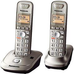 panasonic kx tg1031s dect 6 0 cordless phone answering system 3 rh pinterest com panasonic kx-tg1031cs user manual Panasonic Cordless Phone User Manual