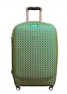 Capa para Mala Luggio Brasil, Protetor de bagagem