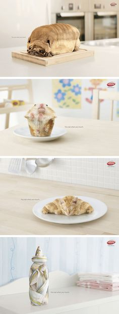 No animals were harmed in the making of this ad by Singapore agency Nemesis Pictures.