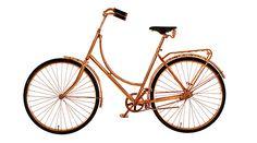 Van Heesch Copper Bike