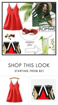 """""""Romwe 10"""" by amra-f ❤ liked on Polyvore"""
