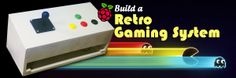 Build a retro console with a Raspberry Pi board.