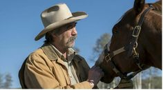 Heartland s 9 Jack with his horse