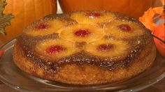 Pineapple Upside-Down Cake Recipe by Eva Longoria (courtesy of Eva's Kitchen) - The Chew