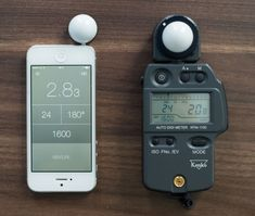 Lumu - digital light meter for iPhone. http://lu.mu/