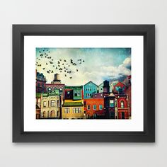 A Grand Avenue by Tim Jarosz as a high quality Framed Art Print. Worldwide Shipping available at Society6.com. Just one of millions of products available.