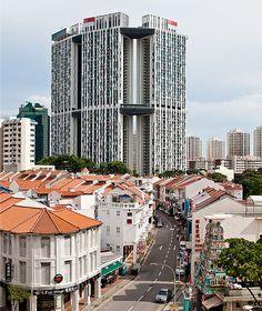 The Pinnacle@Duxton in Singapore