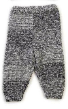 Vauvan neulehousut seiskaveikasta Crochet For Kids, Knit Crochet, Patterned Shorts, Knitting, Men, Baby Things, Children, Fashion, Toddlers