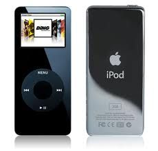 iPod Nano, 1st generation.