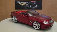 Mercedes Benz SLSS AMG 1:18 Diecast review