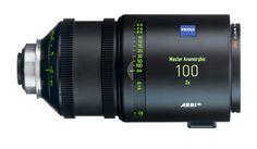 ARRI/ZEISS Anamorphic 100mm Lens