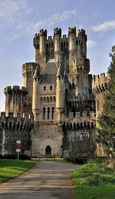 Butron Castle - Basque Country, Bizkaia