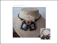 Angeles Vera Bisutería: ESPECIAL ESCAPULARIOS Jewelry, Fashion, Religious Jewelry, Moustaches, Necklaces, Accessories, Moda, Jewlery, Jewerly