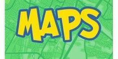 Maps for Pokemon Go APK Free - http://apkgamescrack.com/maps-pokemon-go/