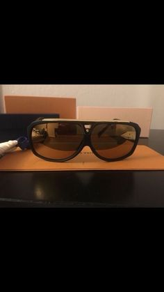 7db7727d0c8 Mens Womens unisex Louis Vuitton Evidence sunglasses (eBay Link)