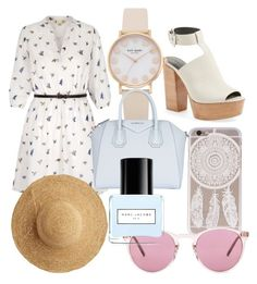 """jarni obleceni"" by jana-zy on Polyvore featuring Rebecca Minkoff, Givenchy, Flora Bella, Oliver Peoples and Marc Jacobs"