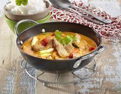 Thajská směs s vepřovým masem (Thajsko) Food Styling, Ham, Food And Drink, Yummy Food, Kitchen, India, Fitness, Diet, Asia