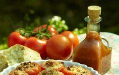 Opskrift på tomatketchup