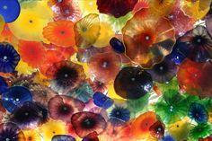 dale chihuly glass | ... from…Dale Chihuly: One of the most important American glass artists