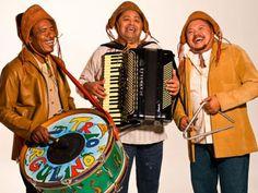 O Trio Virgulino se apresenta na Praça Victor Civita neste sábado, 9, às 17h, com entrada Catraca Livre.