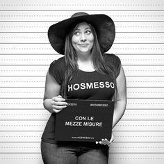 #HOSMESSO con le mezze #misure, perché sono una #donna tutta d'un pezzo! E tu, cos'hai smesso? http://www.social.hosmesso.eu/  #mezzemisure #curvy #curvymodel