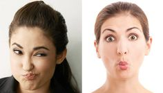 7 Best Facial Exercises To Slim Down Your Face
