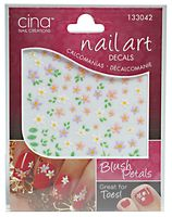 Cina Nail Art 3-D Decals Blush Petals Acrylic Nail Supplies, Acrylic Nails, Nail Jewelry, Sally Beauty, Nail Supply, Jewelry Supplies, 3 D, Decals, Nail Designs