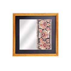 Kalamkari Mirror Frame
