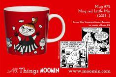 72 Moomin mug Little My