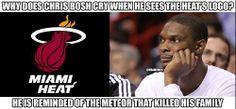 Chris Bosh's Miami Heat Dilemma! - http://nbanewsandhighlights.com/chris-boshs-miami-heat-dilemma/