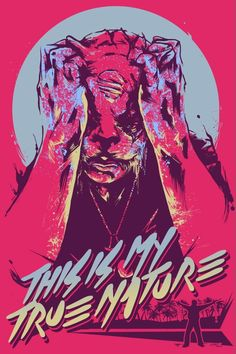 Hotline Miami. This is my true nature. I love da quotez -Will