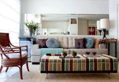 Apartamentos Pequenos Decorados MRV http://www.dicasenovidades.com.br/