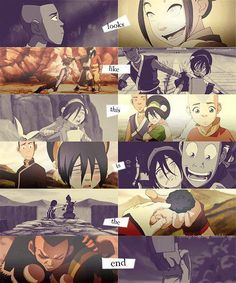 """""""I don't think Boomerang is coming back, Toph."""""""