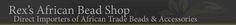 Rex's African Bead Shop