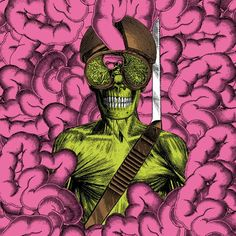 Thee Oh Sees - Carrion Crawler/The Dream (2011)