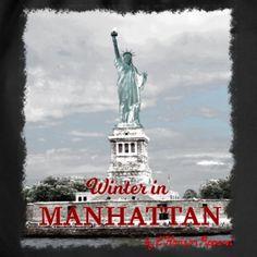 Winter in Manhattan - Limited Edition - Turnbeutel