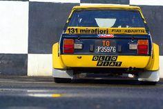 Rally passion(96): Fiat 131 Abarth #rally #rallye #rallys #racing #motorsport #wrc #fiat #131abarth #fiat131 #fiat131abarth Send me stuff: Zagonel Manolo Via val di Roda 1 38054 San Martino di Castrozza (TN) IT Fiat Sport, Sport Cars, Race Cars, Motor Sport, Fiat 500 Pop, Old Sports Cars, Fiat 128, Fiat Abarth, Golf