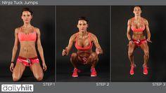 Sexy Summer Body Sweat - HiitMax #8   The DailyHiit