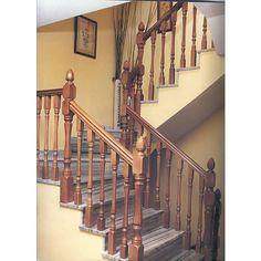Escalera de madera modelo 13.