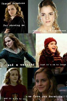 Hermione Jean Granger  DANKE!  Wir lieben dich !